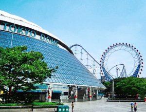 東京ドームシティを家族で楽しむためのポイント