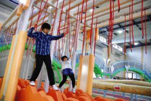 阿蘇ファームランドは家族3世代が健康づくりできるテーマパーク