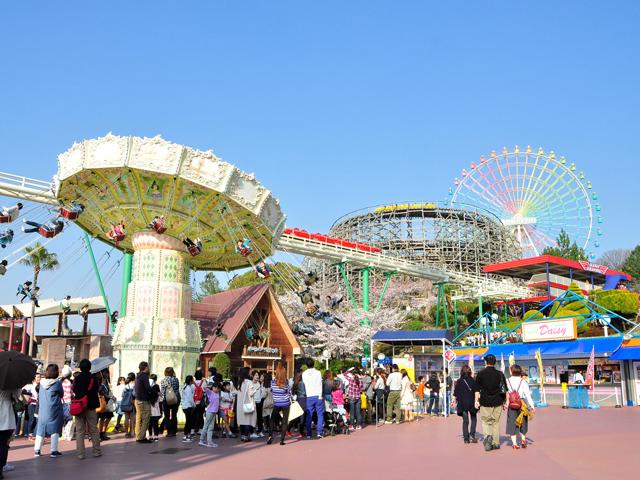 大阪の人気遊園地・ひらかたパークの魅力を紹介!   子連れの ...