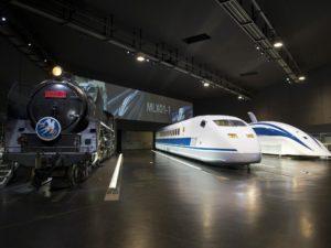 リニア・鉄道館は鉄道好きにはたまらない展示物が盛りだくさん!