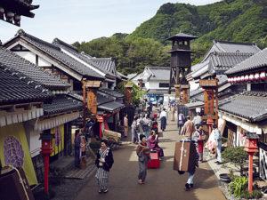 EDO WONDERLAND 日光江戸村の見所を紹介!家族で江戸時代へトリップ