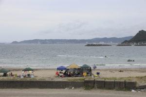 南房総で海水の透明度No.1!城崎海水浴場は子供の海デビューにおすすめ