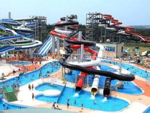 日本最大級のプールから屋内型プレイランドまで楽しめる芝政ワールド