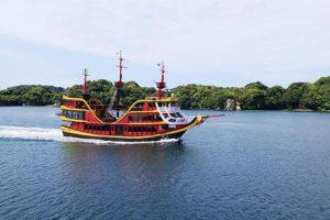 遊覧船、水族館、動植物園が楽しめる九十九島パールシーリゾート
