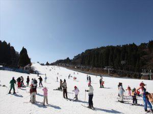 六甲山スノーパークの魅力を紹介!子供のゲレンデデビューに最適