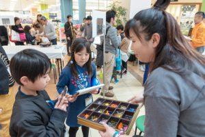 子どもたちの職業体験イベント「KIDS JOB キャラバンin柏」に参加してきました!