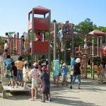七北田公園の大型遊具や芝生の広場で大人も子供も遊んじゃおう!