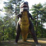 ガオーッ!!恐竜滑り台がある公園へ!茨城県の恐竜の博物館や公園4選