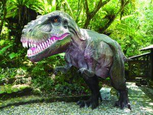 沖縄のおすすめ恐竜スポット2選!やんばるの森と南の海、どっちに行く?