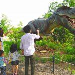 ティラノサウルスが迫力!北陸(福井・富山・石川)の恐竜博物館・公園など