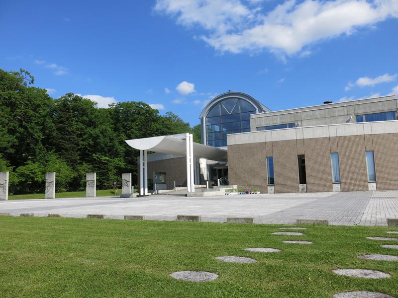 名寄市北国博物館(北海道名寄市)の外観