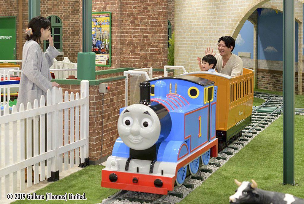 トーマスのなかよしトレイン/トーマスステーション宮崎(宮崎県/宮崎市)