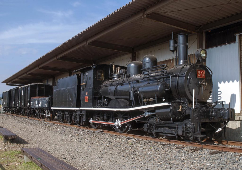 鉄道貨物輸送で活躍した貴重な鉄道展示/貨物鉄道博物館(三重県/いなべ市)