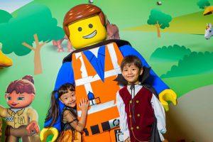 東京・お台場「レゴ®のハロウィンパーティー」でトリック・オア・トリート!