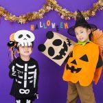 簡単!子どものハロウィン手作り仮装(30分&500円以内)と東京の仮装パレード5選