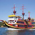 九十九島の遊覧船・水族館・動植物園があるリゾートに行こう(長崎県佐世保市)