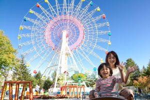 軽井沢おもちゃ王国で夢の時間をファミリーで過ごす!