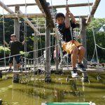 千葉県のアスレチック12選は大型公園が満載!スリルのある水上やターザンロープも