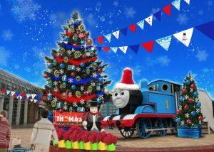 関東のクリスマスイベント6選!子どもにおすすめのテーマパークなど